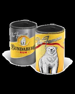 Bundaberg Rum Metallic Can Cooler