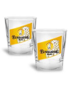 Bundaberg Rum Spirit Glasses Set of 2