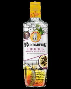 Bundaberg Mango & Passionfruit Tropics 700mL
