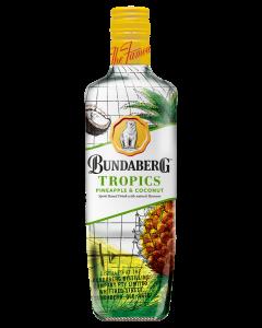 Bundaberg Pineapple & Coconut Tropics 700mL