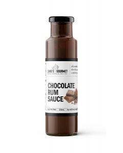 Lang's Gourmet Chocolate Rum Sauce