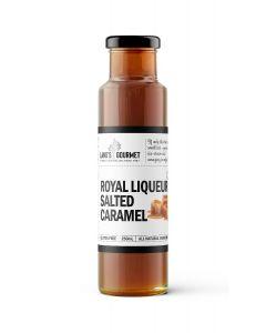 Lang's Gourmet Salted Caramel Royal Liqueur Sauce