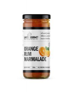 Lang's Gourmet Orange Rum Marmalade