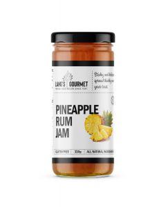 Lang's Gourmet Pineapple Rum Jam