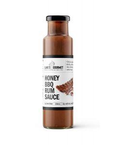 Lang's Gourmet Honey BBQ Rum Sauce