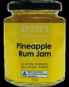 Stott's Pineapple Rum Jam