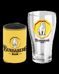 Bundaberg Rum Schooner & Cooler Pack