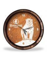 Bundaberg Rum Wooden Clock